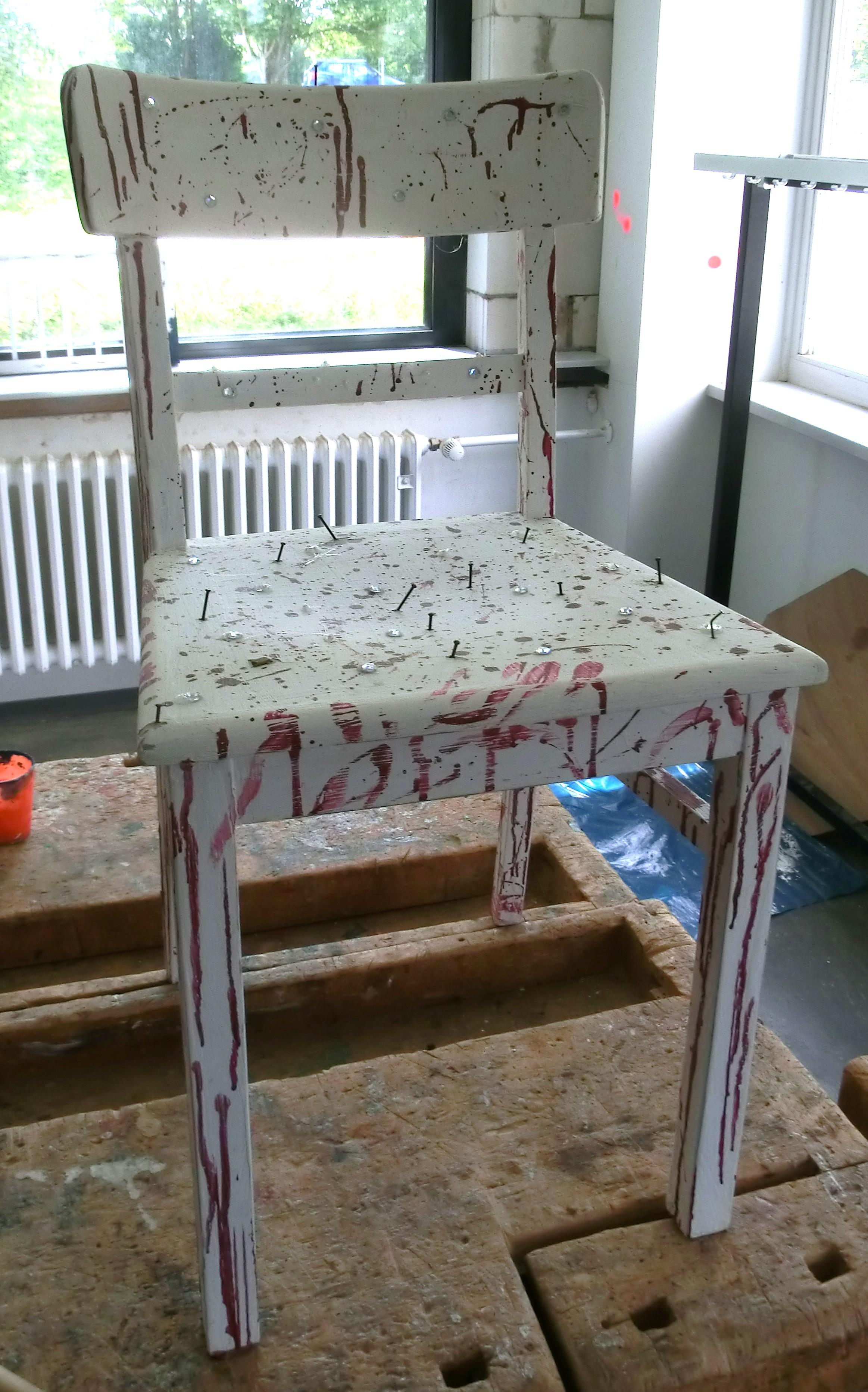 Stühle neu gestalten   Bunte Projekte